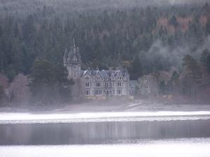 Ardverikie House, Loch Laggan